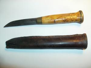 Knife, Fixed Blade 001