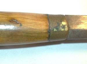 Knife, Fixed Blade 012