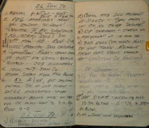 January 26 & 27, 1970