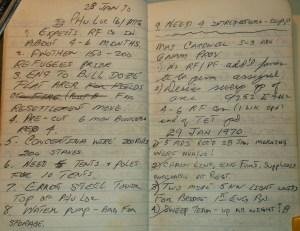 January 28 & 29, 1970