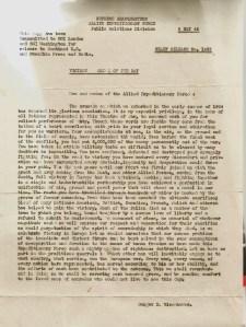 Documents Ike